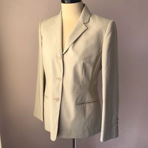 Nicola Italian Light Weight Tan Blazer
